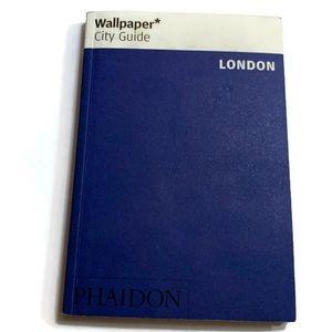 "Wallpaper* City Guide London 4.25""x 6.25"""